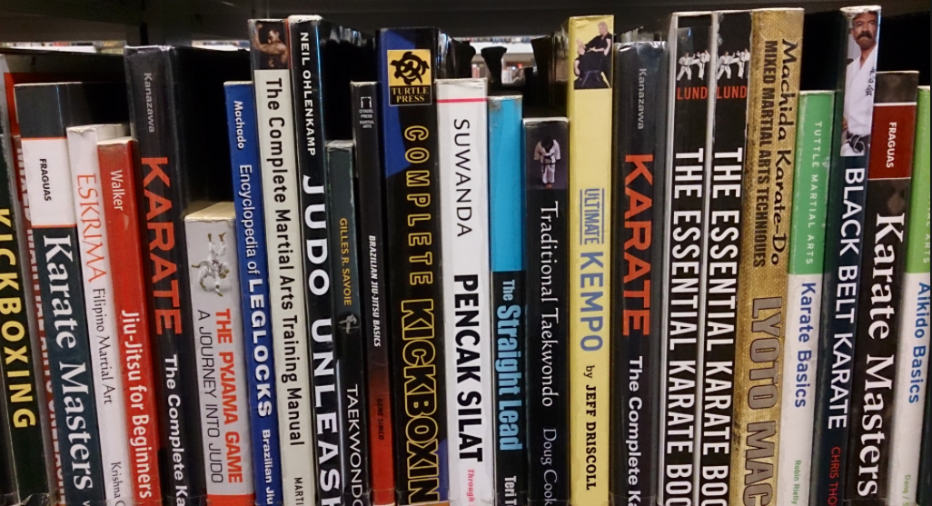 Budo books