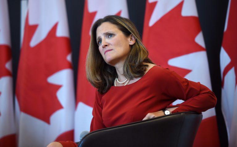 Canada vs Feminism