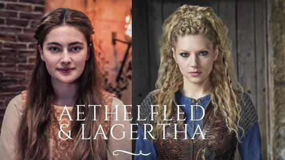 Aethelflaed & Lagertha