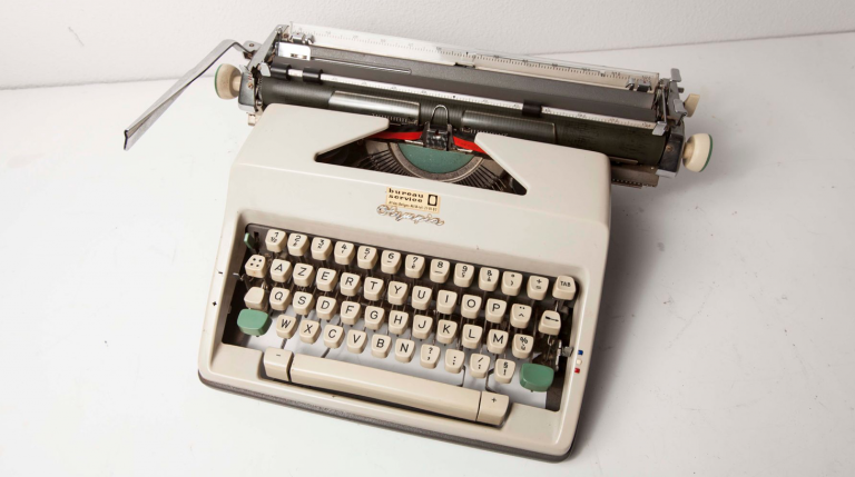 The Typewriter
