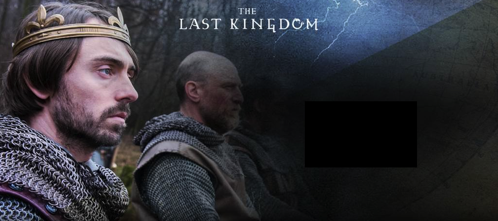 an image of King Alfred from The Last Kingdom