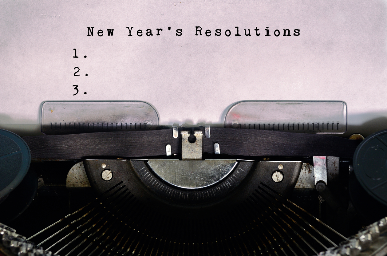 New Year's Resolutions 2021
