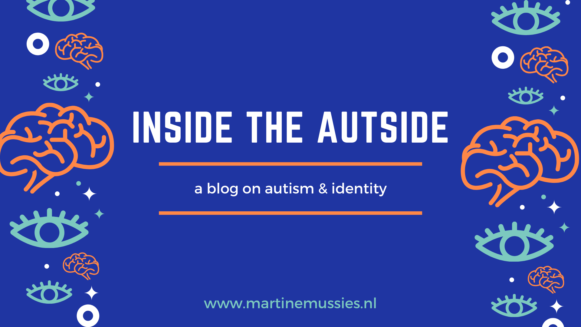 Inside the Autside – on autism & identity
