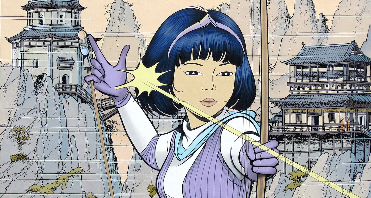 Why I Fell in Love With Yoko Tsuno and You Should Too