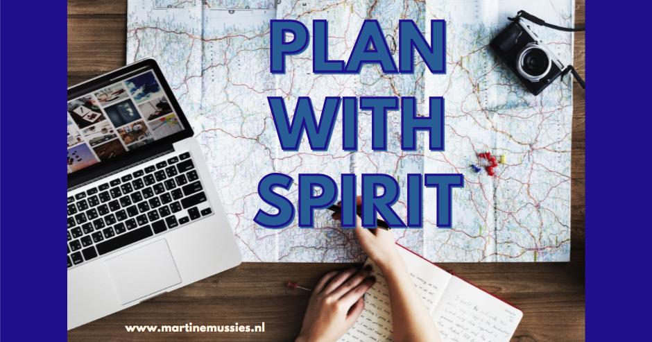 Plan with SPIRIT