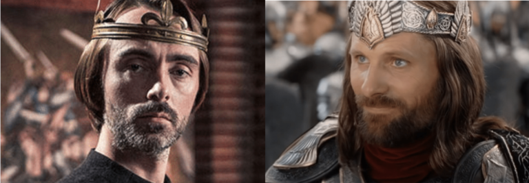 The Heredity and Magnanimity of King Alfred